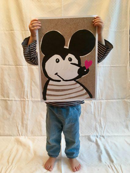 Poster - Maus