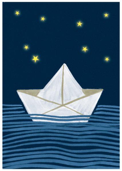 Fairytale - Papierschiffchen