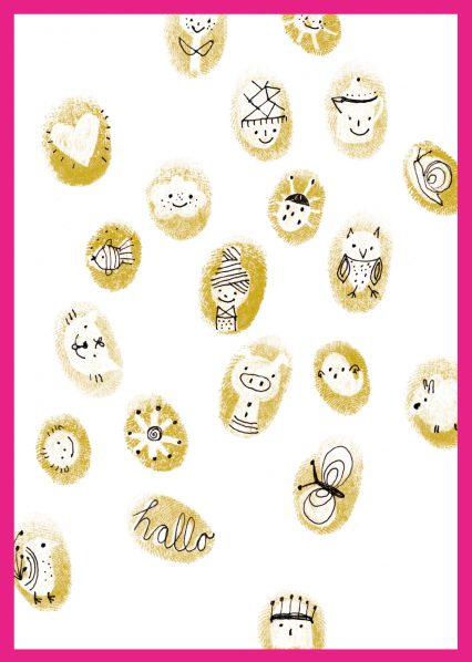 Happy - Fingerprints