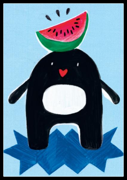 circus-pinguin