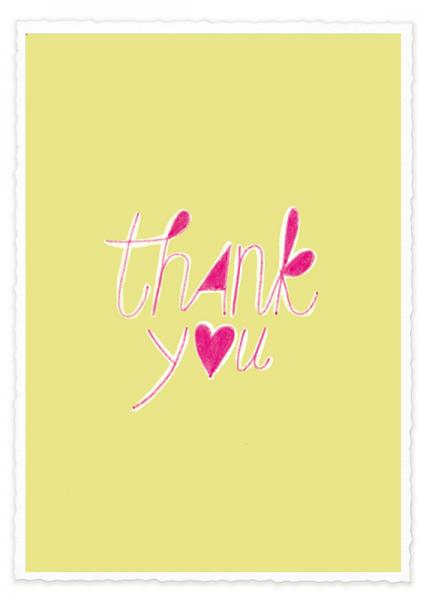 Für Dich - Thank You