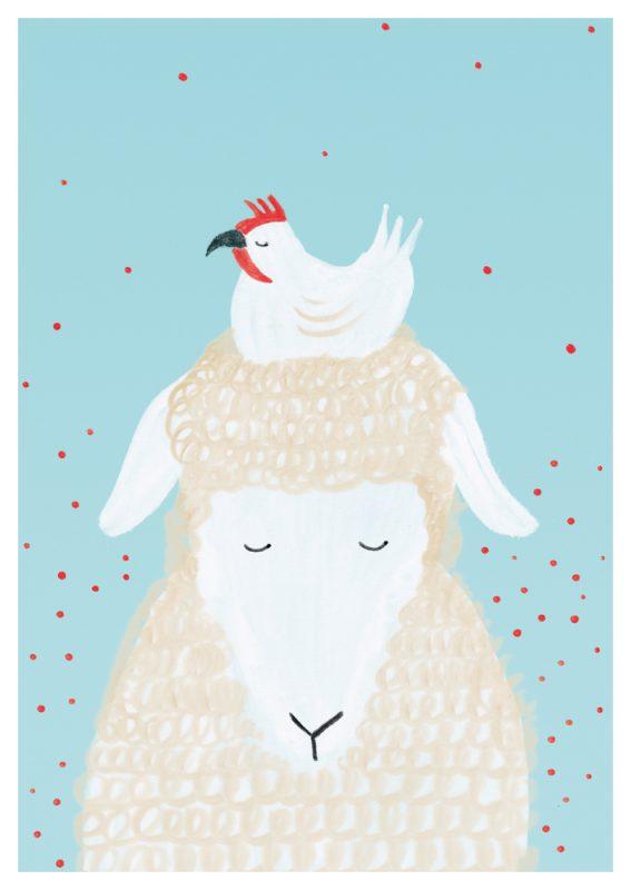Lullaby - Schaf