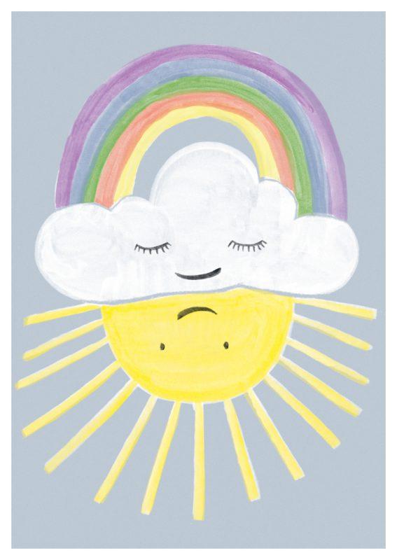 Spring - Regenbogen