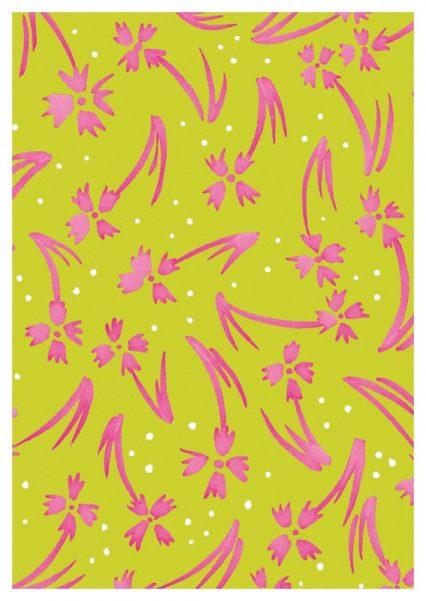 Spring - Pink-Blumen