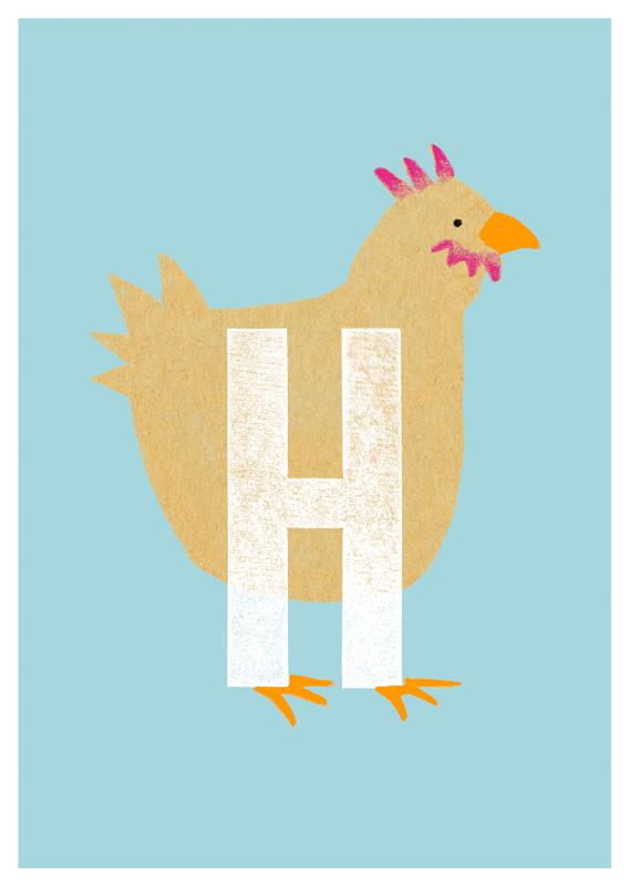 Das ABC - H