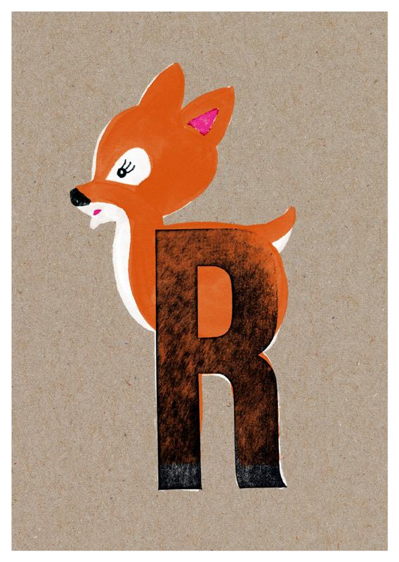 Das ABC - R