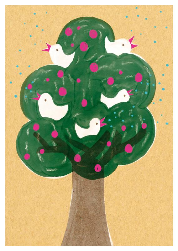 Spring - VogelBaum