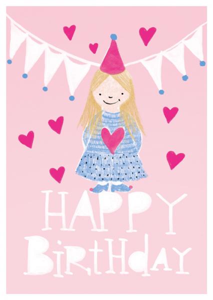 Happy - Little Girl