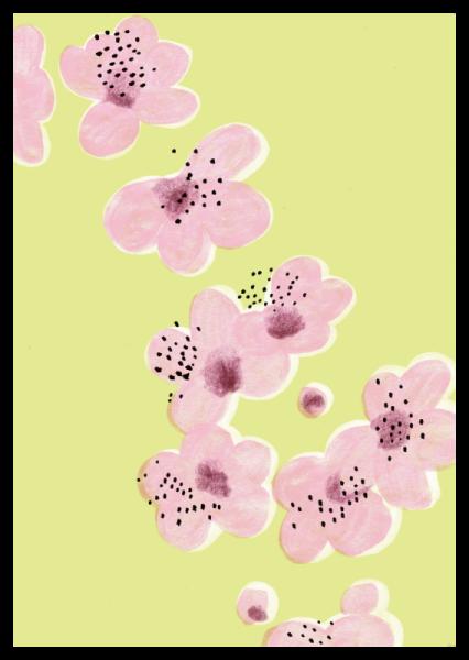 Spring-Blueten