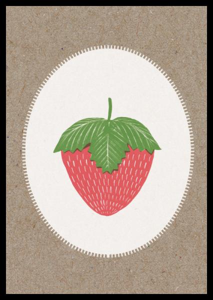 Summer-Erdbeere