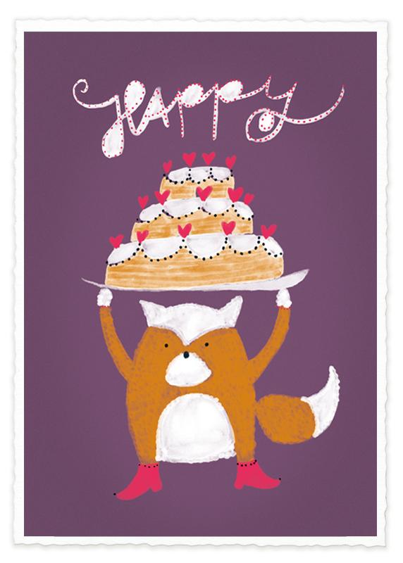 happy - Fuchs
